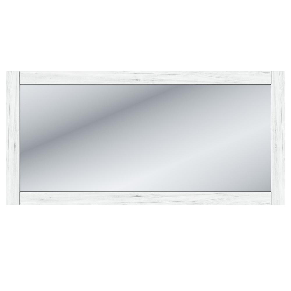 Tempo Kondela Zrkadlo W, dub craft biely, SUDBURY