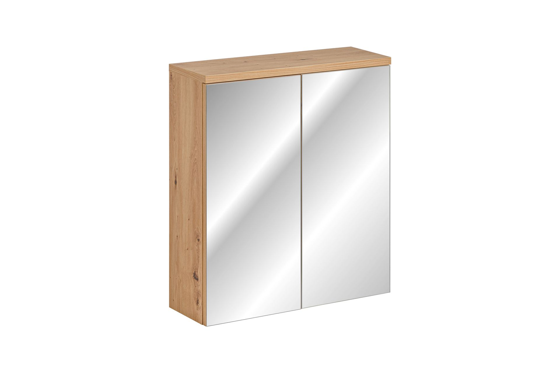 ArtCom Kúpeľňová zostava SAMOA Samoa: Zrkadlová skrinka Samoa 840 - 69 x 60 x 20 cm