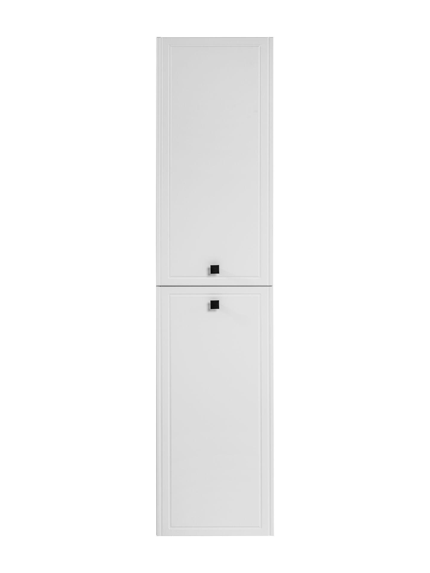 ArtCom Kúpeľňová zostava HAVANA White Havana: Vysoká skrinka Havana 80-01 - 170 x 40 x 33 cm