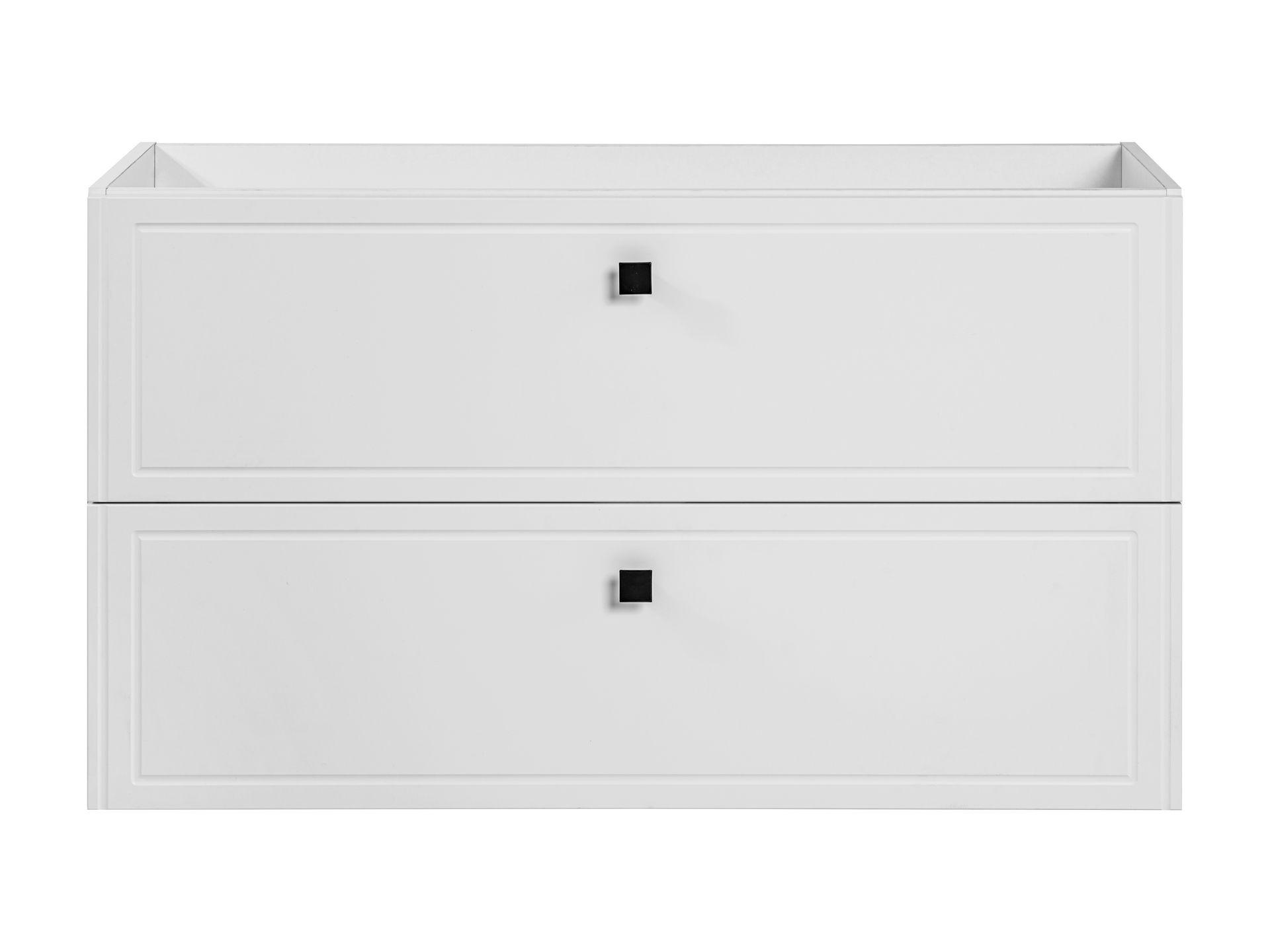 ArtCom Kúpeľňová zostava HAVANA White Havana: Skrinka pod umývadlo Havana 82-100 - 57 x 100 x 45,5 cm