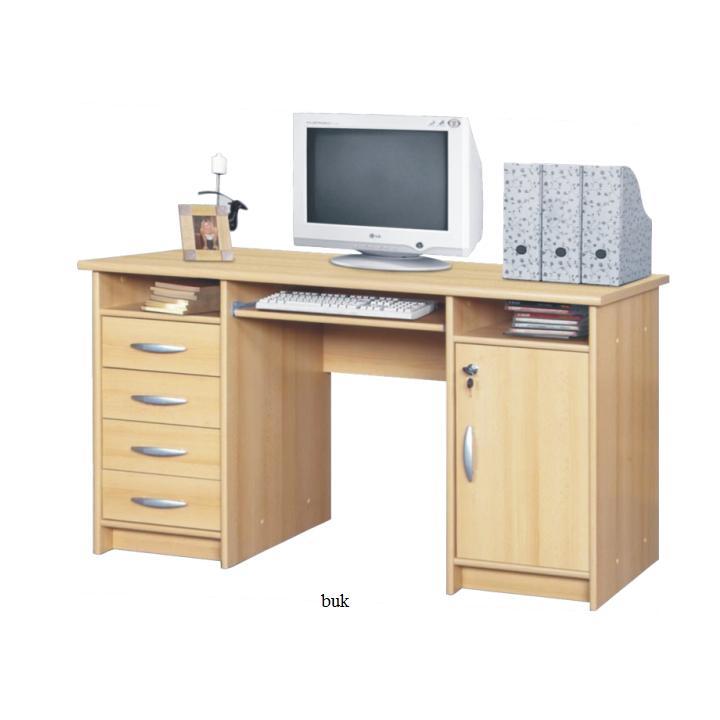 Tempo Kondela PC stolík B9 Farba: Buk