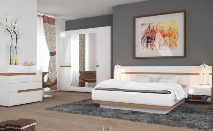Spálňa Linate