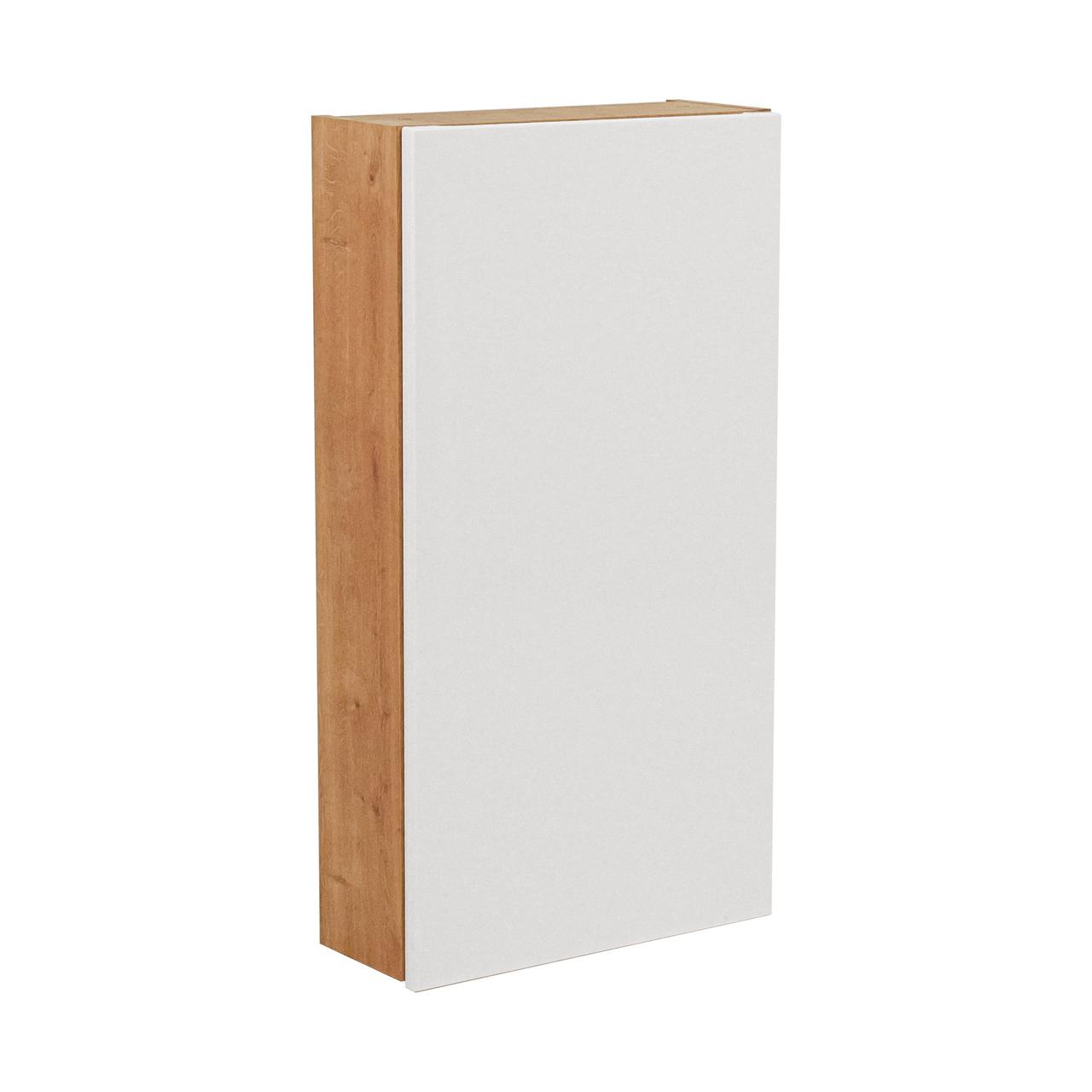 ArtCom Kúpeľňová zostava MONAKO WHITE OAK Monako: Závesná skrinka 830 - 75 x 40 x 15,6 cm