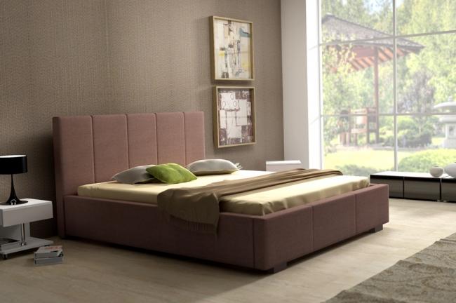 ArtMarz Manželská posteľ Vanessa Vanessa: 180 x 200 cm