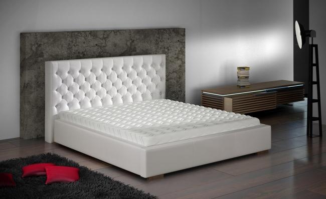 ArtMarz Manželská posteľ Chester Chester: 160 x 200 cm