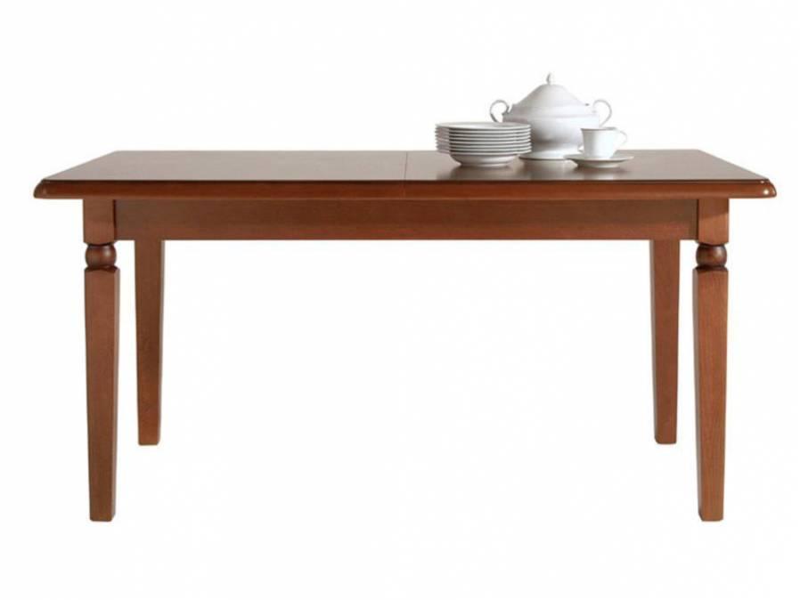 BRW Jedálenský stôl BAWARIA DSTO/150 Farba: orech talianský, Vlastnosti tovaru: Dosky dyhované