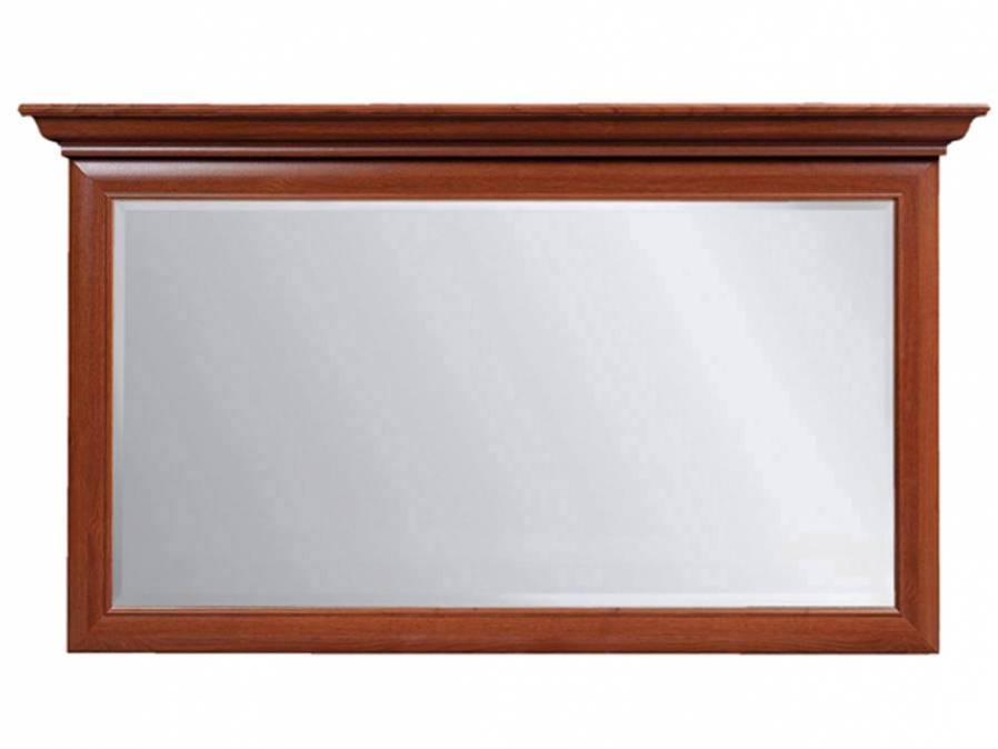 BRW Zrkadlo KENT ELUS 155 Farba: Gaštan