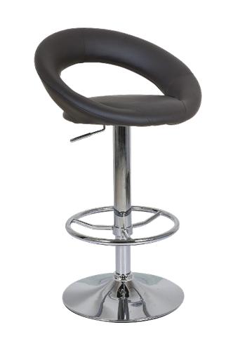 Signal Barová stolička C-300 Farba: Čierna