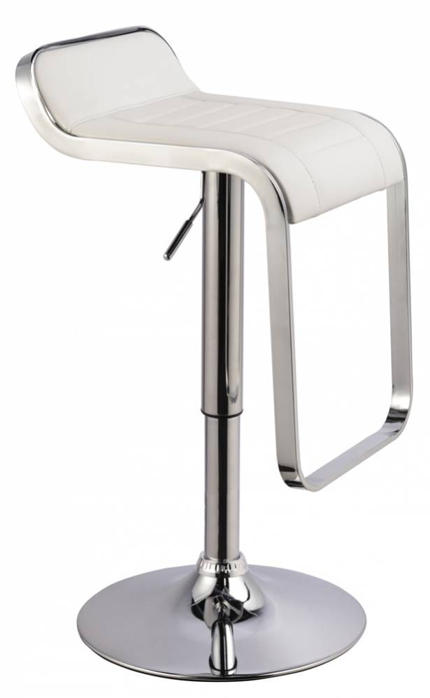 Signal Barová stolička C-621 biela