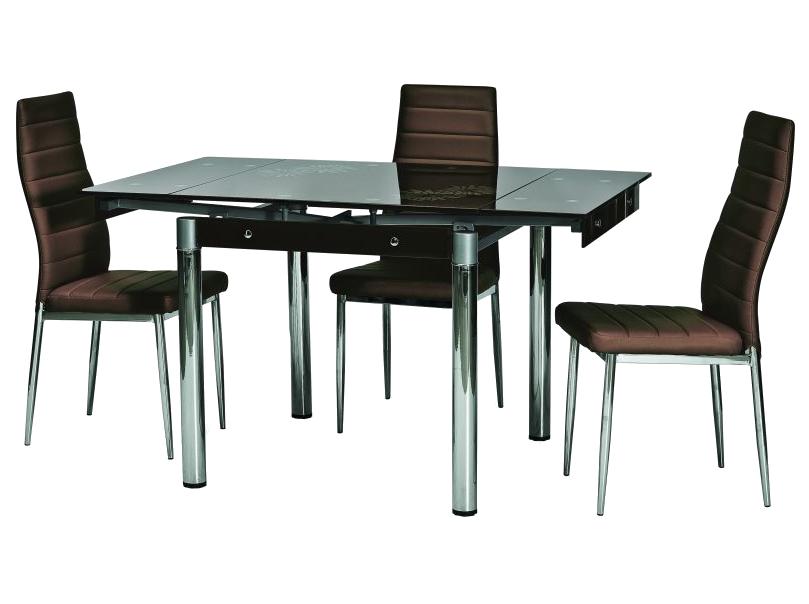 Signal Jedálenský stôl GD-082 hnedý