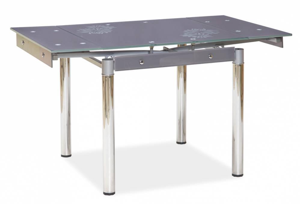 Signal Jedálenský stôl GD-082 sivý