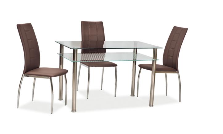 Signal Jedálenský stôl PIXEL Prevedenie: c) 76x70x120 cm