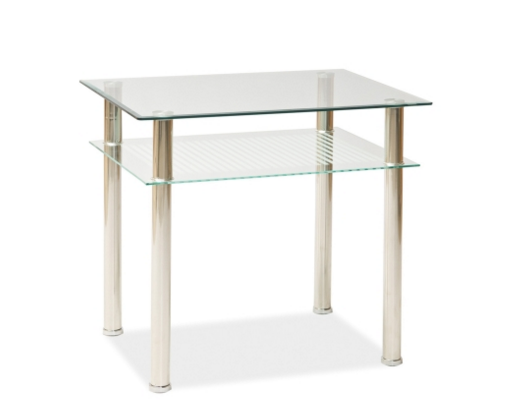 Signal Jedálenský stôl PIXEL Prevedenie: a) 76x60x80cm