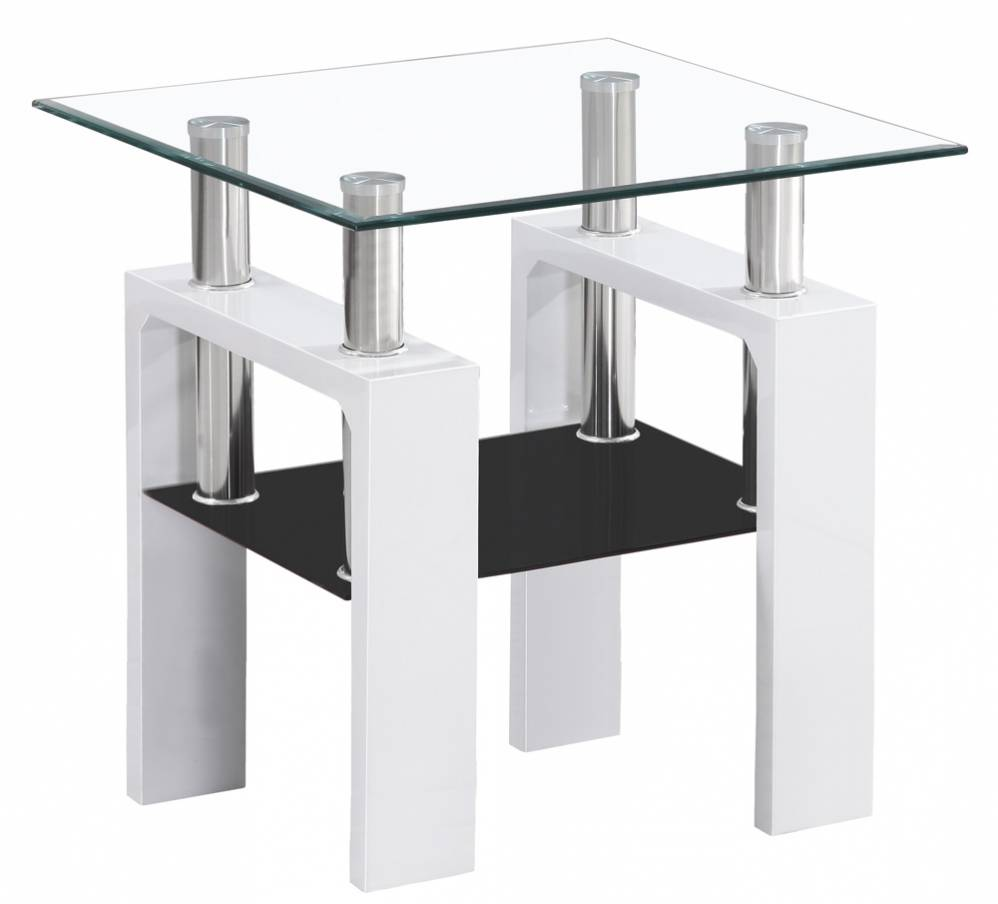 Signal Konferenčný stolík LISA D Farba: Biela