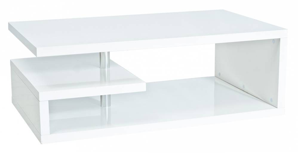 Signal Konferenčný stolík TIERRA stoly: 43 x 70 x 120 cm