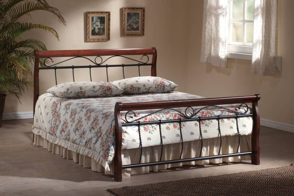Signal Manželská posteľ VENECJA B 120x200