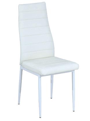 Signal Jedálenská stolička H-261b / biela