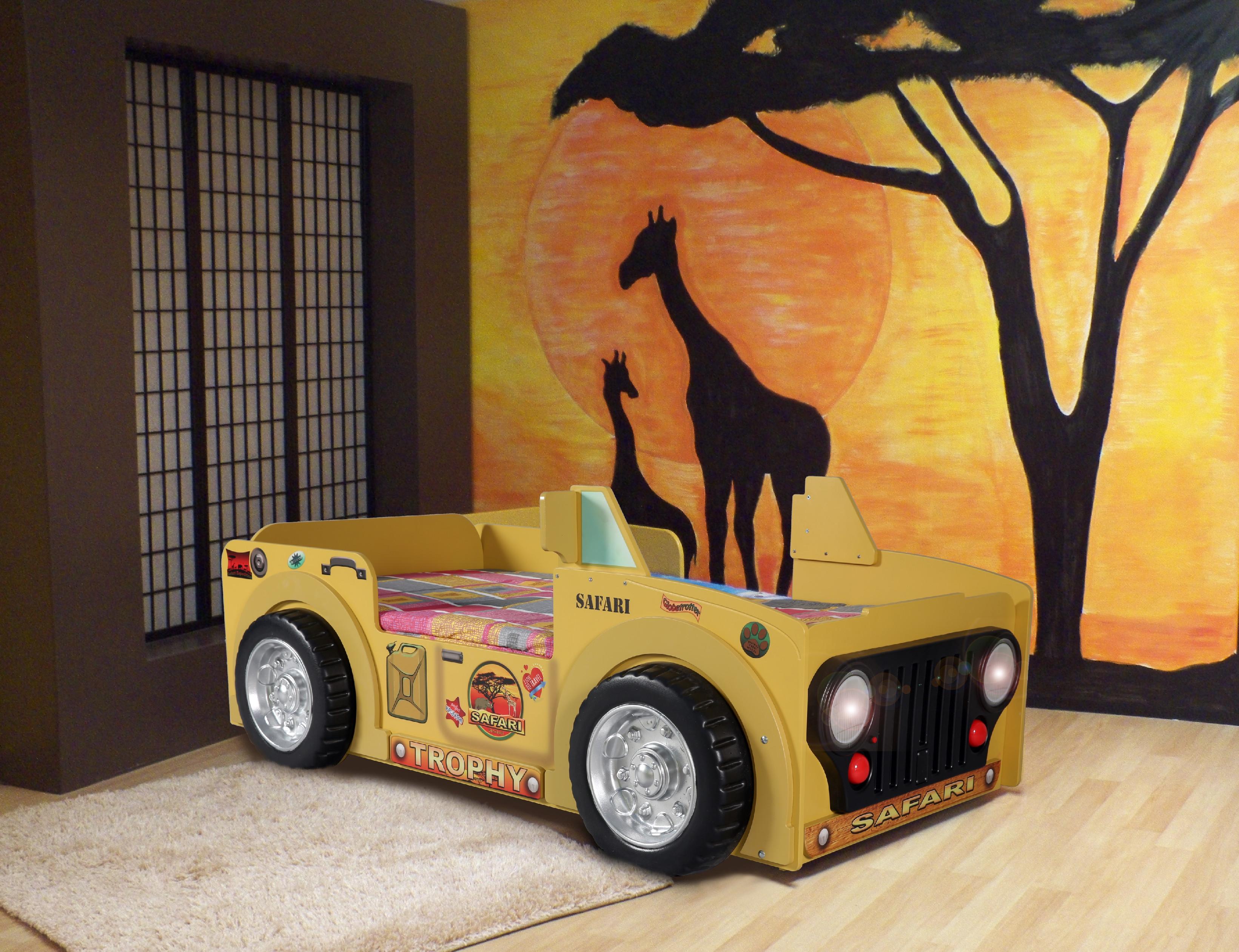 Artplast Detská posteľ Safari