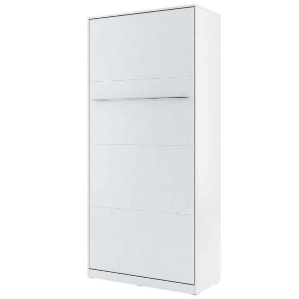 Dig-net nábytok Sklápacia posteľ Concept PRO CP-03 /90x200 Farba: Biela