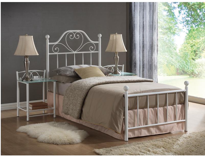 Signal Manželská posteľ LIMA Prevedenie: A/90x200 cm