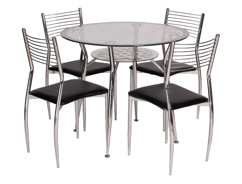 Signal Okrúhly jedálenský stôl MOLAR