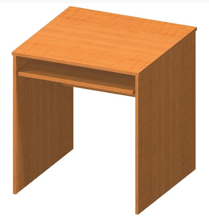 Tempo Kondela Písací stôl TEMPO ASISTENT NEW 023 Farba: Čerešňa