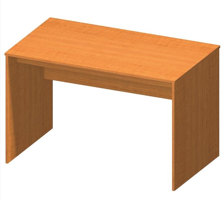 Tempo Kondela Písací stôl TEMPO ASISTENT NEW 021 PI Farba: Čerešňa