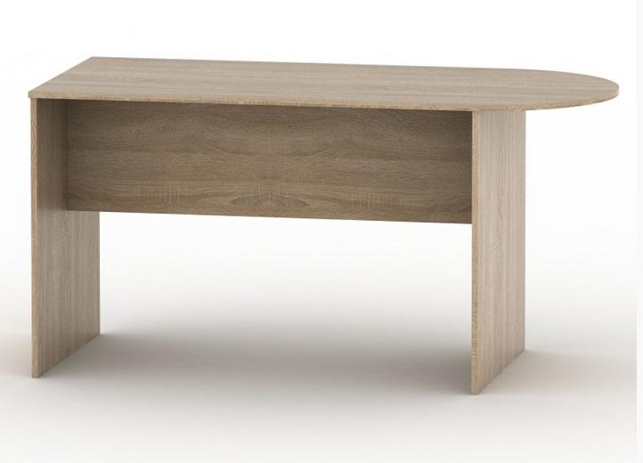 Tempo Kondela Kancelársky stôl TEMPO ASISTENT NEW 022 Farba: dub sonoma