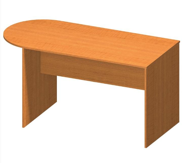 Tempo Kondela Kancelársky stôl TEMPO ASISTENT NEW 022 Farba: Čerešňa