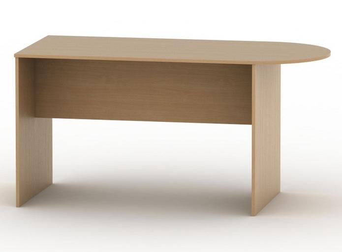 Tempo Kondela Kancelársky stôl TEMPO ASISTENT NEW 022 Farba: Buk