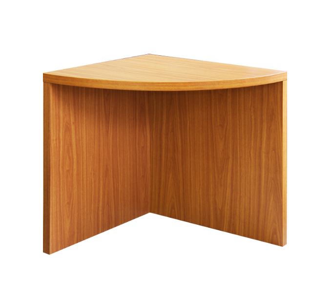 Tempo Kondela Rohový oblúkový stôl OSCAR T05