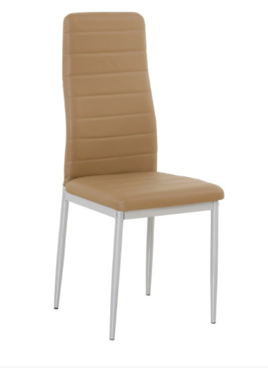 Tempo Kondela Jedálenská stolička COLETA NEW Farba: Karamel