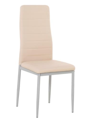 Tempo Kondela Jedálenská stolička COLETA NEW Farba: Ružová - pudrová