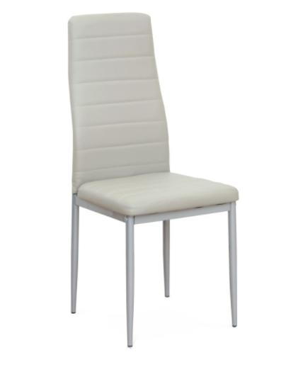 Tempo Kondela Jedálenská stolička COLETA NEW Farba: Svetlo sivá