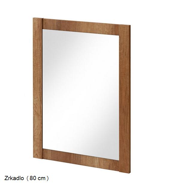 ArtCom Kúpelňová zostava CLASSIC Classic II: Zrkadlo 80 - 841 / (ŠxVxH) 80 x 80 x 2 cm