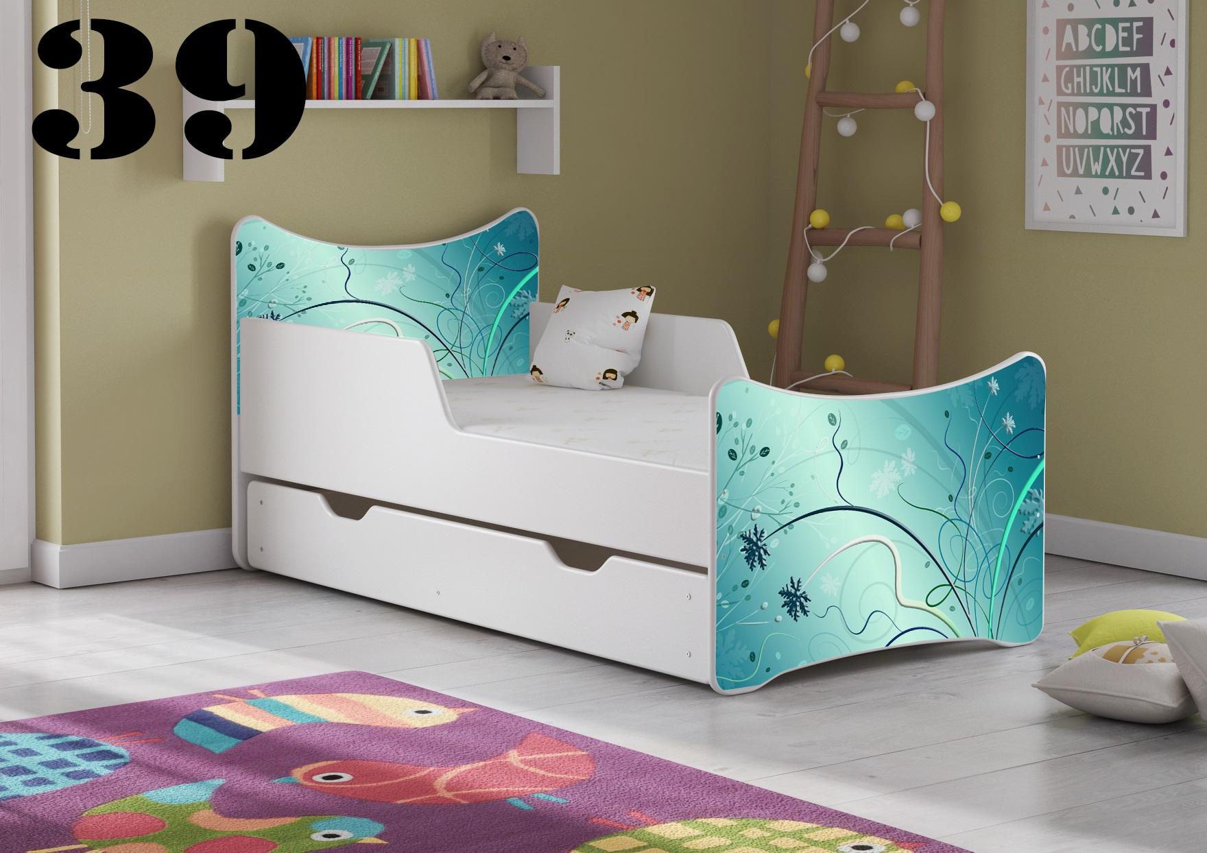 Detská posteľ SMB Pes a mačka 16 Prevedenie: Obrázok č.39