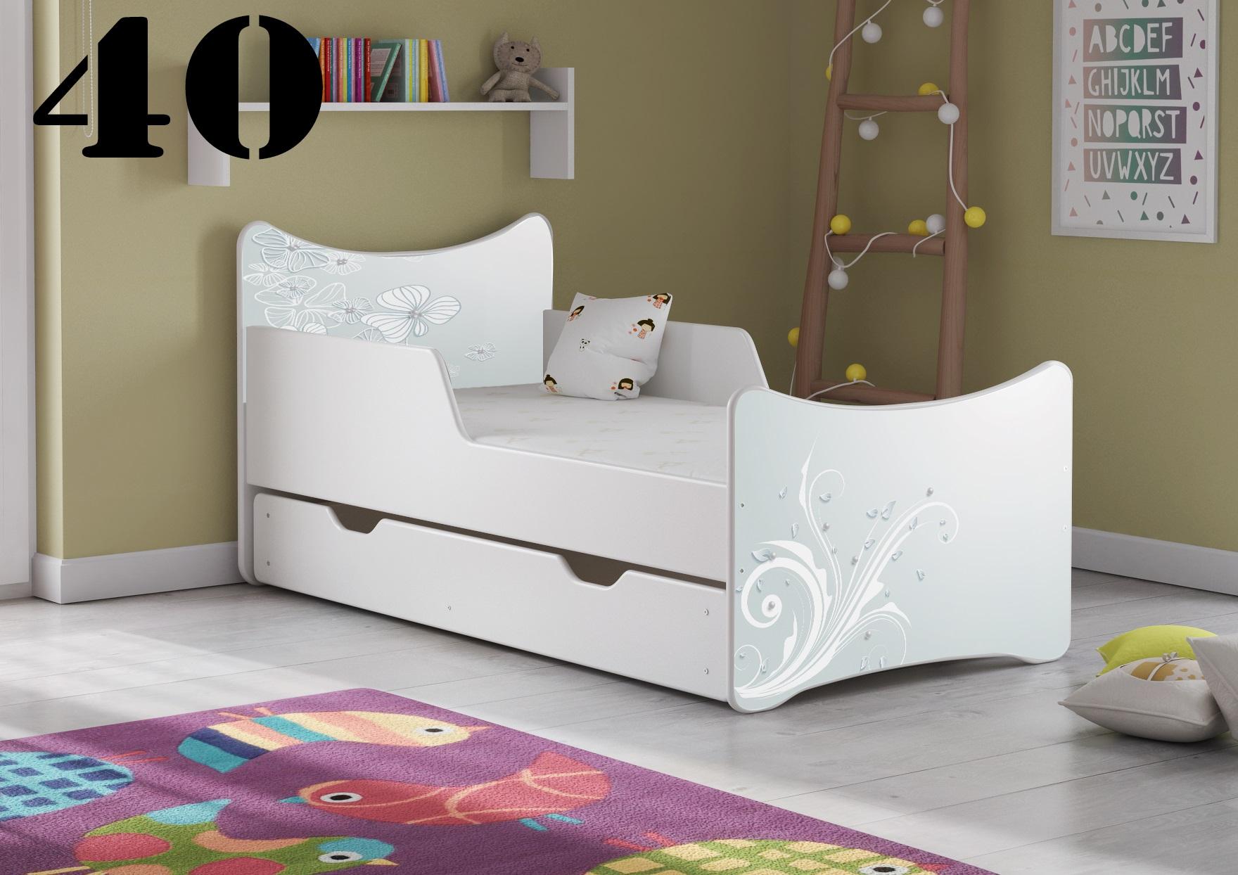 Detská posteľ SMB Pes a mačka 16 Prevedenie: Obrázok č.40