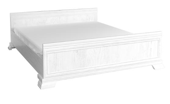 Tempo Kondela Manželská posteľ KORA KLS2 / 180x200 Farba: Borovica andersen