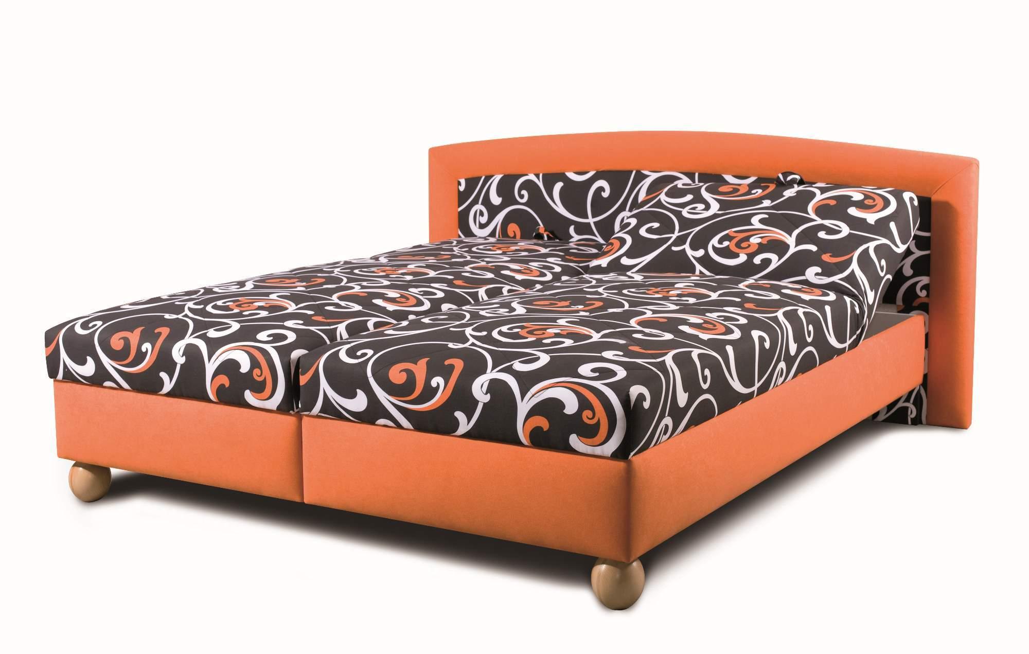 ArtND Manželská posteľ Maxrelax Rozmer:: 160 x 200 cm