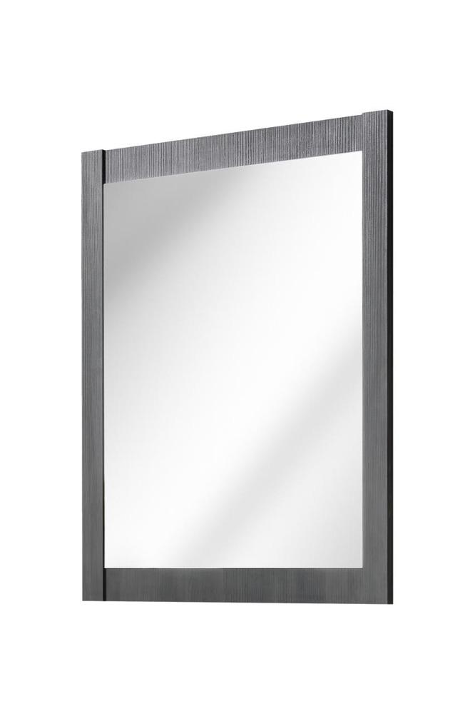 ArtCom Kúpeľňová zostava CLASSIC GRAFIT Classic Grafit: zrkadlo CLASSIC GRAFIT 840 - 60 cm | 60 x 2 x 80 cm