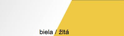 Meblar Rohová skriňa MOBI MO 1 Farba: Žltá