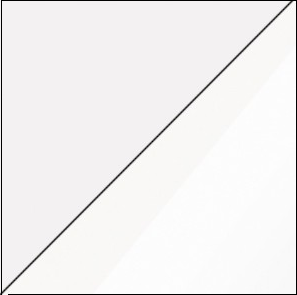 WIP Spálňa VIKI Farba: Biela / biely lesk