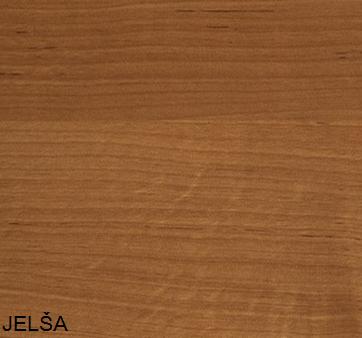 WIP Skladací jedálenský stôl EXPERT 9 Farba: Jelša