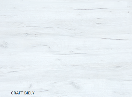 WIP Konferenčný stolík GAMMA Farba: craft biely