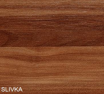 WIP PC stolík KUBA Farba: Slivka