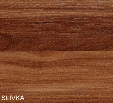 WIP PC stolík DUET Farba: Slivka