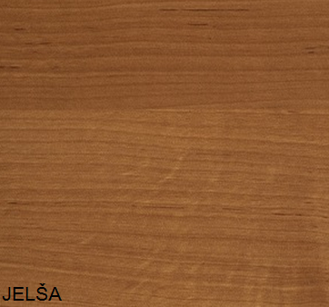 WIP PC stolík SATURN Farba: Jelša