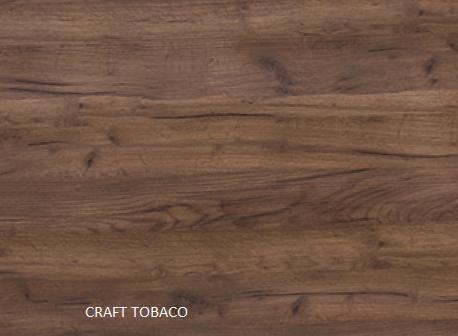 WIP PC stolík SATURN Farba: craft tobaco
