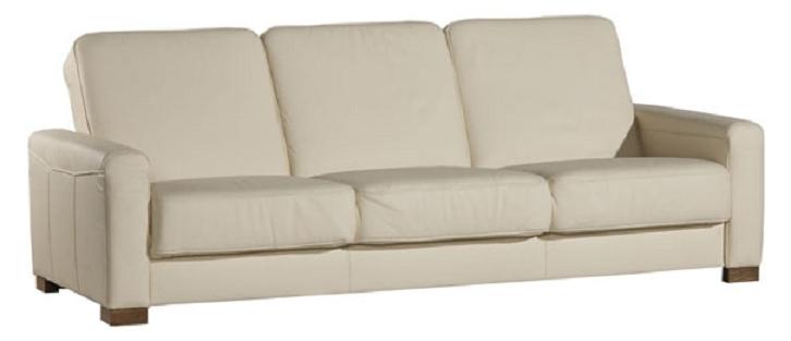 PYKA Kožená sedacia súprava VEGAS Prevedenie: 3-sed / s rozkladom 3R