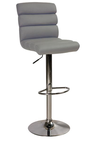 Signal Barová stolička C-617 sivá